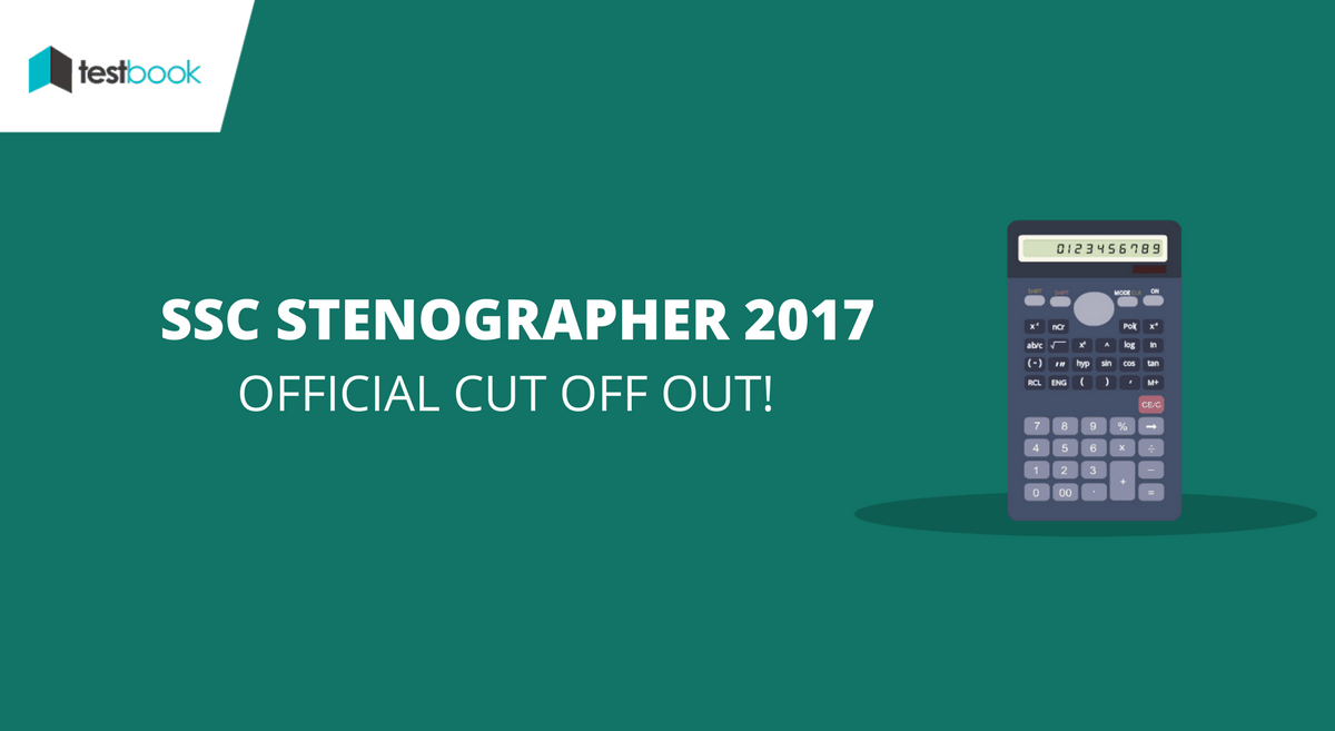SSC Stenographer Cut Offs