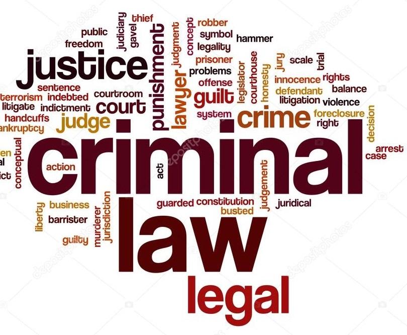 Професійний тест на перевірку знань з кримінального права України