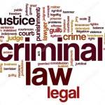 тест кримінальне право