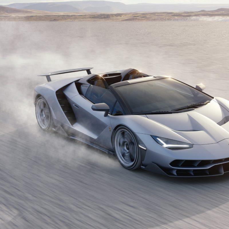 Lamborghini Unveils Centenario Roadster Test Drive And Review