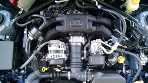 Under The Hood: 2016 Subaru BRZ  Scion FRS  TestDrivenTV