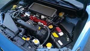 Under The Hood: 2016 Subaru WRX STi  TestDrivenTV
