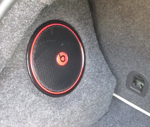 Beats By Dr Dre Audio System Offers Passengers Of The Fiat C Models A High Definition Music Experience The Way The Artist Intended