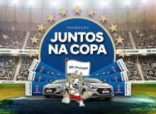 Promoção Hyundai na Copa do Mundo da FIFA Rússia 2018