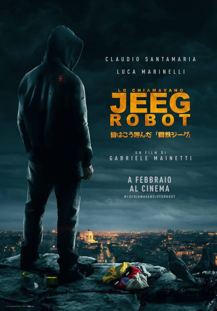 In culo a Jeeg Robot