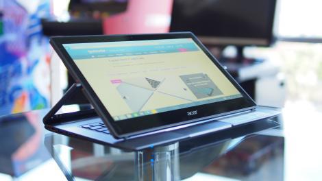 Review: Acer Aspire R13
