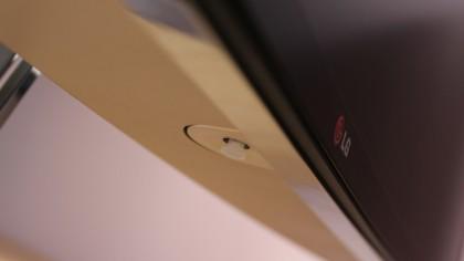 LG UltraWide 34UC97 menu stick