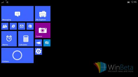 Windows 10 leak shows new possibilities for phones, phablets and tablets