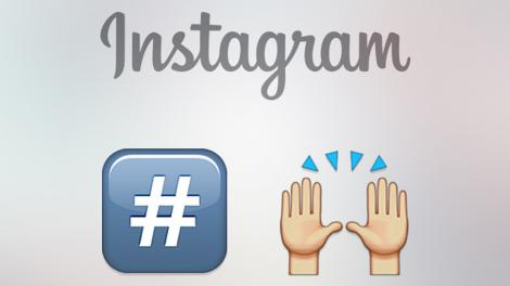 Instagram's new emoji feature lets you tag pictures with pictures