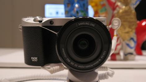 Review: Samsung NX500