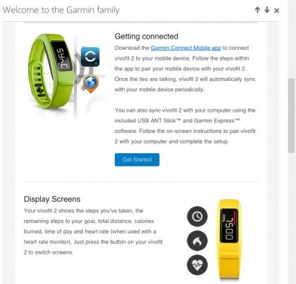 Garmin Vivofit 2 review