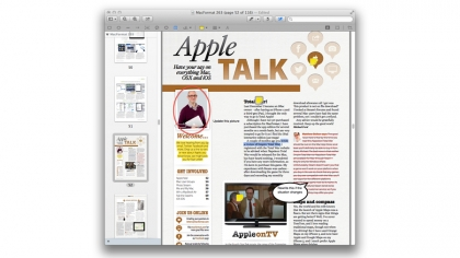 Annotate PDFs