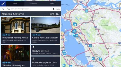 Move over, Facebook: Uber reportedly bids on Nokia's Here maps
