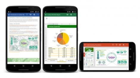 Microsoft brings improved Office experience to Android smartphones