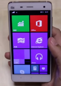 Windows 10 phone Android
