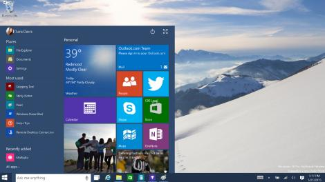 Microsoft previews a customizable, versatile Windows 10 for enterprise