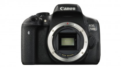 Inside, the 750D has the same 24-megapixel CMOS sensor as the 760D (and the new Canon EOS M3 compact system camera).