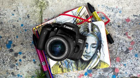 Review: Canon 750D (Rebel T6i)