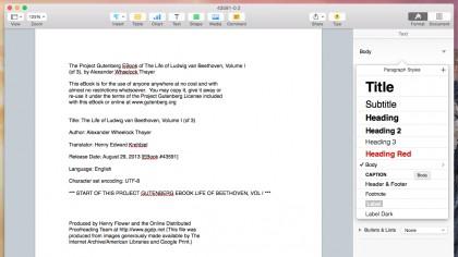 How to create iBooks