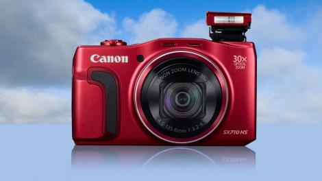 Review: Canon SX710 HS
