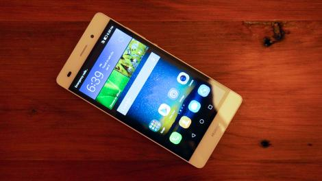 Hands-on review: Huawei P8 Lite