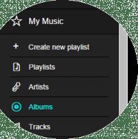 my music TIDAL