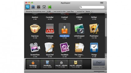 Clean Cluttered Mac