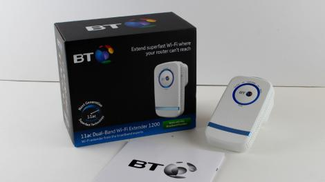 Review: BT 11ac Dual-Band Wi-Fi Extender 1200