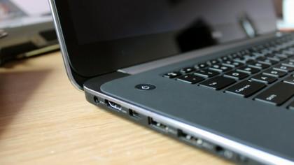 Dell XPS 15 ports
