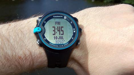 Review: Garmin Swim