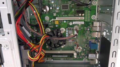 HP ProDesk 405 G2 inside