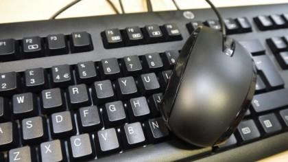 HP ProDesk 405 G2 keyboard