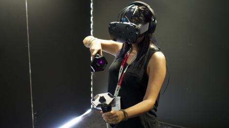 Hands-on review: Updated: HTC Vive