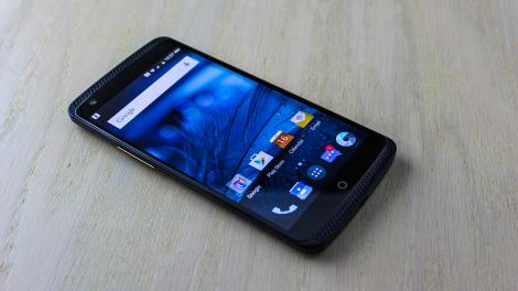 Hands-on review: UPDATED: ZTE Axon
