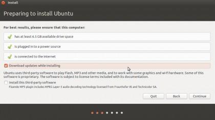 Reinstall Linux