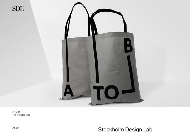 Design agency: Stockholm Design Lab