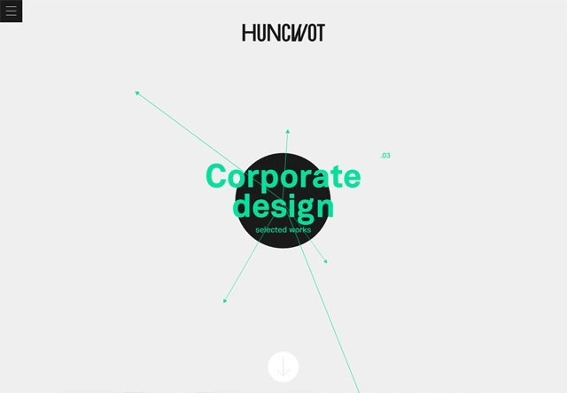 Design agency: Huncwot
