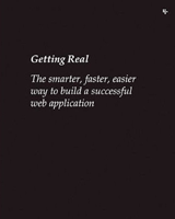 Book cover of Getting Real