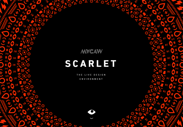 Coming soon page of Macaw Scarlet