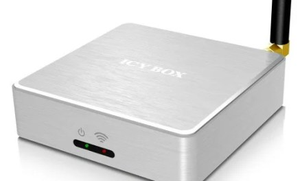 Musik ist in der Luft [Icy Box IB-MP401AIR Musik Streaming mit Airplay/UPnP/DLNA]
