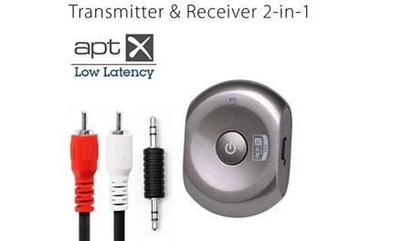 ein Gerät als Bluetoothsender und -empfänger (4,5 von 5)