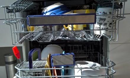Vom Tellerwäscher zum… [Geschirrspüler Beko DIN 6830 FX30 (6 von 5)]