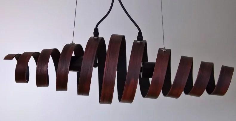 Steampunk-Kringel [Lampe von Lixada (4 von 5)]