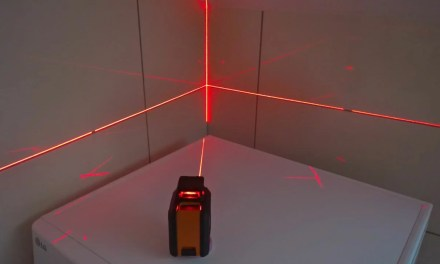 Laser! [Kreuzlinienlaser von Tacklife (5 von 5)]