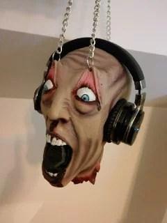 Erschreckender Klang