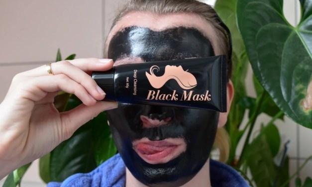 Ich bin ein Schwarznasentierchen (Black Mask (4,5 von 5)]