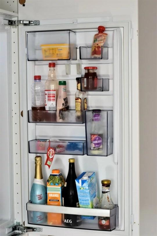 cooles Teil [Kühl Gefrier Kombination von AEG] im Produkttest