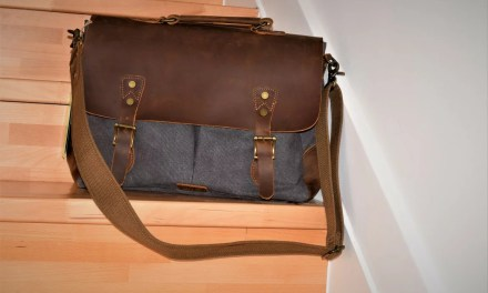 Große Männerhandtasche