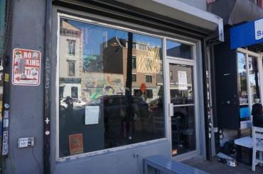 Milk Bar storefront