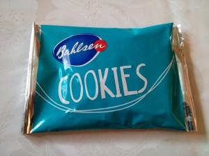 Bahlsen Cookies Triple Chocolate einzeln